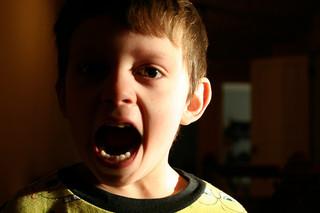 child-yelling