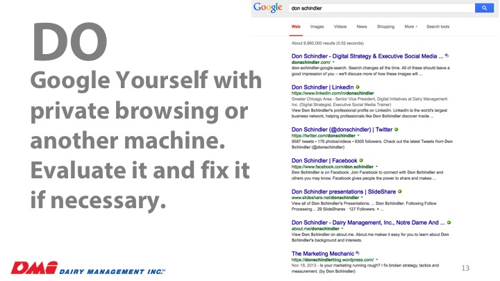 google-yourself