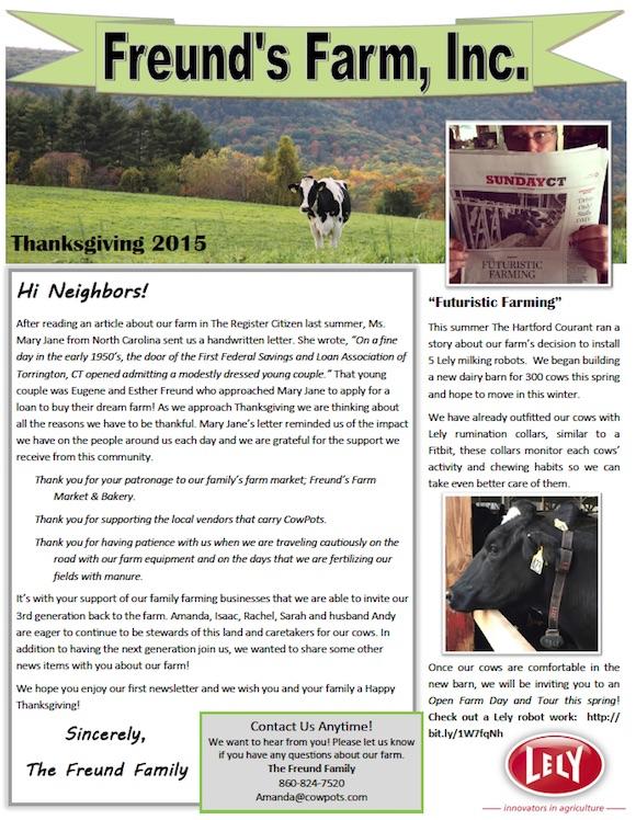 freund-farm-newsletter